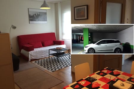 15MIN.WALK OLD TOWN+FREE PARKING+QUIET (E-BI0002) - Apartament