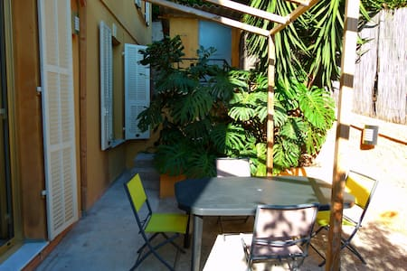 5min from MONACO Beau 3 pièces terrasse privative - Appartement