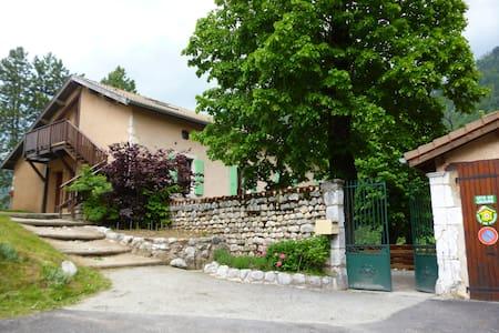 Gite 15 places en Vercors Drômois - House