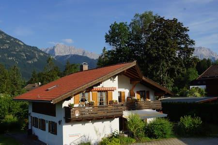 Ferienwohnung Soiernblick  Krün   - Apartmen