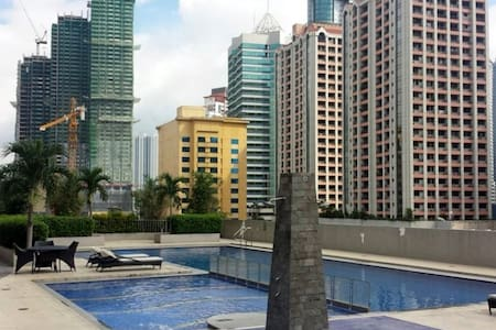 1 BR Condo in the heart of Makati