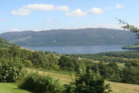 Loch Ness View Cottage sleeps 4