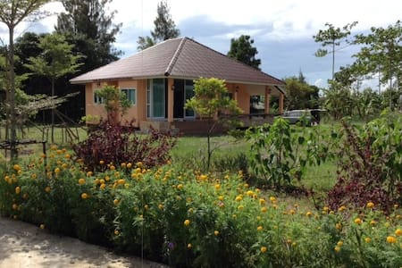 2BR House in Wang Nam Khiew, Nakorn Ratchasima - House