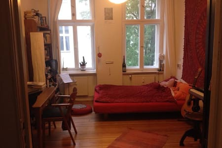 Sweet room to rent in Neukölln