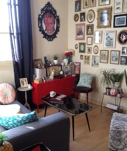 Nice one-bedroom flat in Nantes - Nantes - Apartment