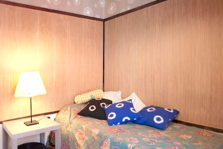 Comfortable and nice room in Madrid
