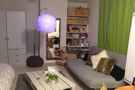 Studio spacieux - Parijs