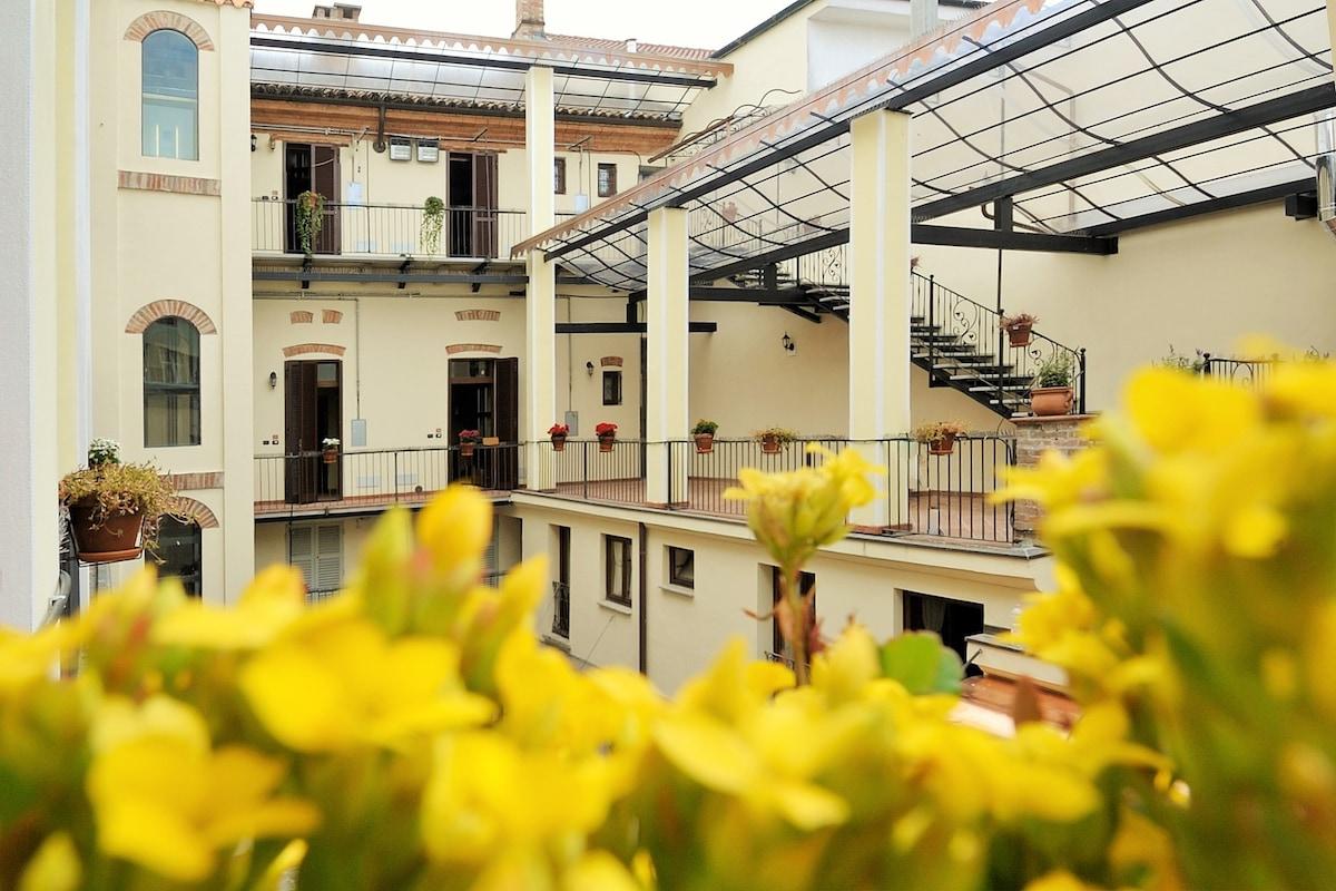 Acquisto appartamento a Nizza Monferrato
