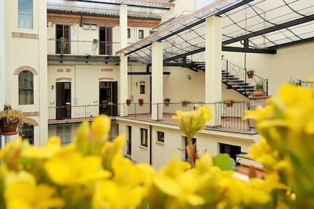 Palazzo Centro - 22 Alloggi Vacanza - Nizza Monferrato