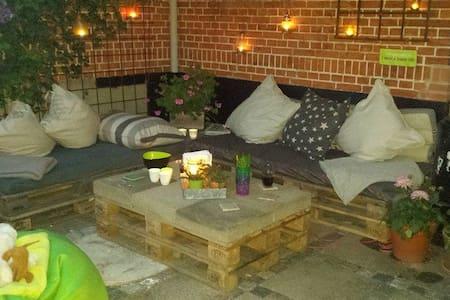 Unik hyggeligt hjem midt i Ringsted - Apartment