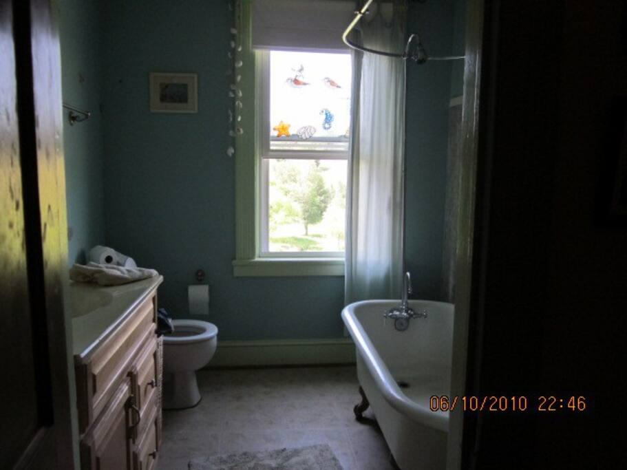 Second Bathroom (Shared)