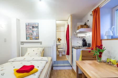 Lovely mini-flat in Lueneburg - Appartement