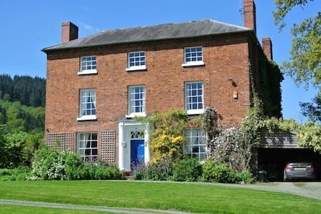 Brimford House Bed and Breakfast - Criggion - Bed & Breakfast