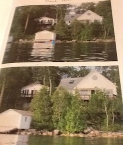 Willoughby Lake Lakefront cottage - Westmore