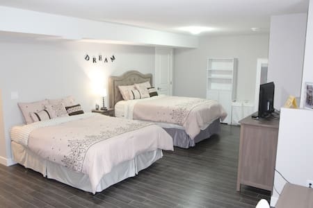 Private suite with private bathroom - Maple Ridge - Haus