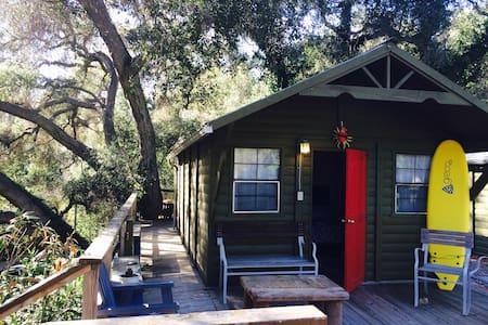 Topanga  Zen Surfer Sunrise Cottage - Topanga - Cabin
