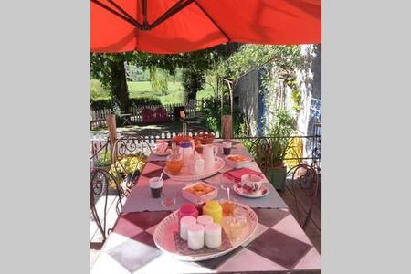 La maison d Anna B&B - Ganac - Bed & Breakfast