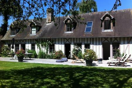 Charmante maison normande - Varengeville-sur-Mer