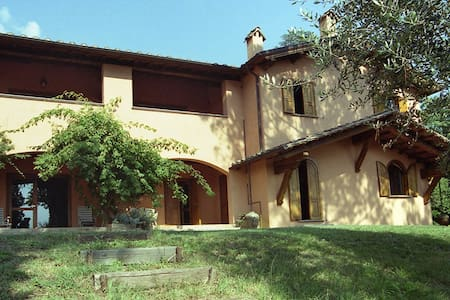 The House of the Ancient Oak - Sant'Oreste - Villa