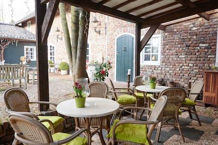 2 slpk in romantische boerderij  - Eygelshoven