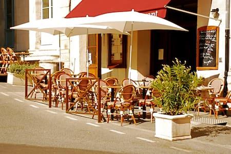 Hôtel Saint-Laurans - Aurignac - Bed & Breakfast