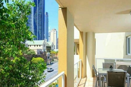 Perfect unit in Fortitude Valley 2B2B!!! - Fortitude Valley - Appartement