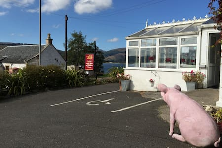 The Pier, Lochside Guest House - Bed & Breakfast