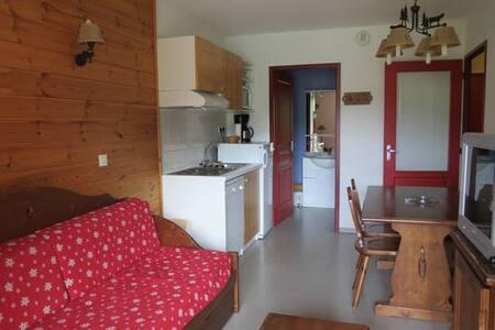 Appt 3 pièces idéal Ski/Rando - Apartment