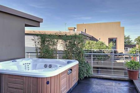 Penthouse Pelicano Resort Luxury - Quepos - Apartment