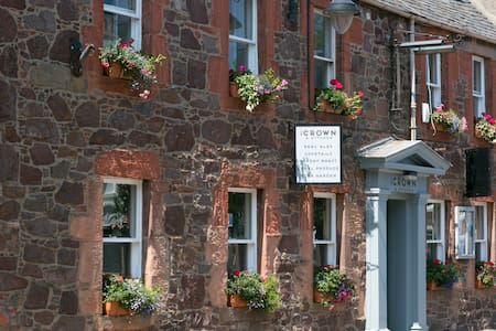 The Crown And Kitchen Guest House  - East Linton