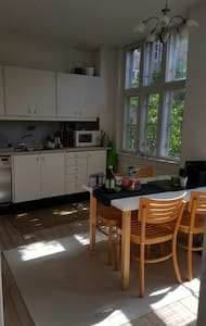 Perfect holiday apartment in the city centre - København - Apartment