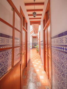 Typical ancient canary House Nina - Las Palmas de Gran Canaria - Bed & Breakfast
