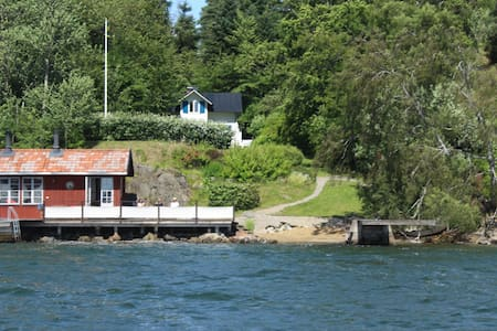 Seaside villa/cottage in the Stockholm archipelago - House