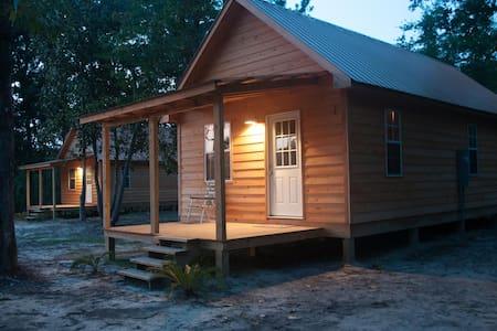 Miss Scarlet-Creekside Solitude - Perkinston - Cabin