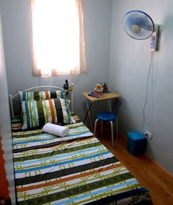 Budget Pvt. Rm for 1 near Airport - Bed & Breakfast