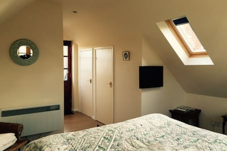 Down's Edge - Beautiful Dbl Room - Eastbourne - House