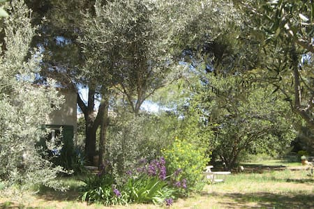 CHARMING LITTLE COTTAGE IN PROVENCE - Lambesc - Haus