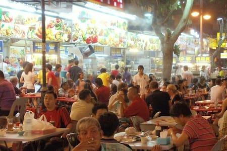 Spacious Apt | 500m fr Jalan Alor - Kuala Lumpur - Lägenhet
