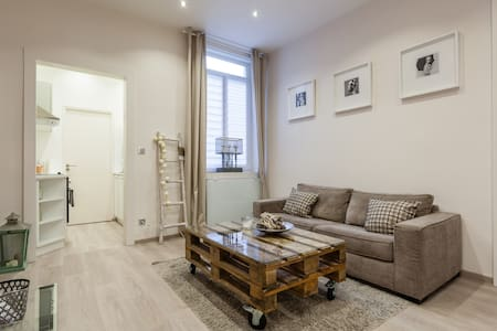 Reims Cathedral, Love & Champagne  - Reims - Apartment