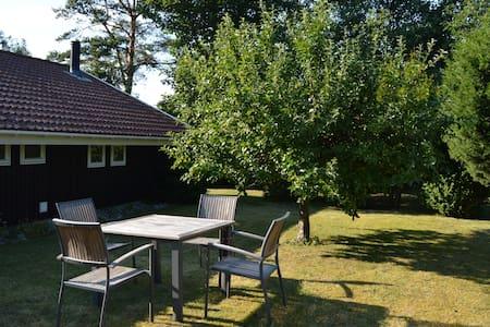 Lovely cottage 2 min. from beach. - Slagelse