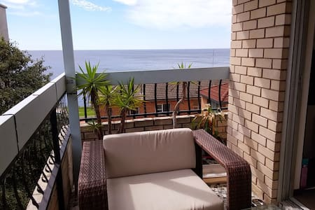 2 BR apartment with ocean views