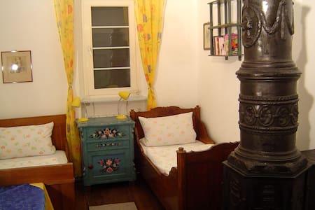 Gemütliches Burg-Doppelzimmer  - Apartamento