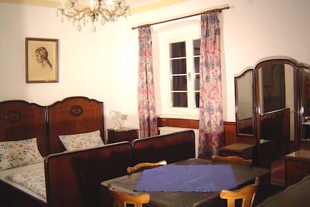 Elegantes Jugendstilzimmer - Bühlertann - Pis