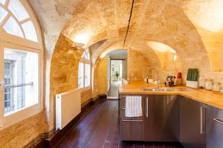 T3 de charme centre historique - Bordeaux - Apartament