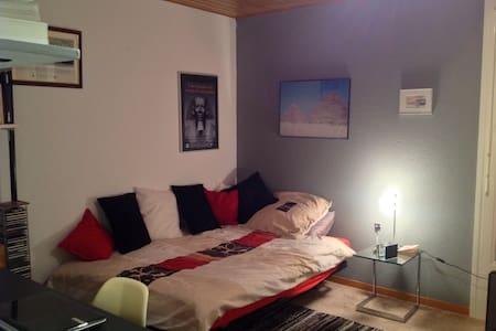 Belle chambre à Bulle - Haus