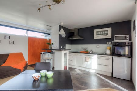 Joli appartement contemporain  - Leilighet