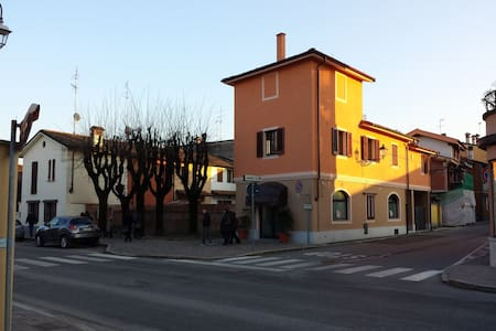 Flat in Milan's hills and vineyard - San Colombano Al Lambro - Rumah
