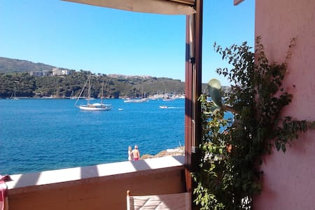 Luxury flat directly on the sea! - Leilighet