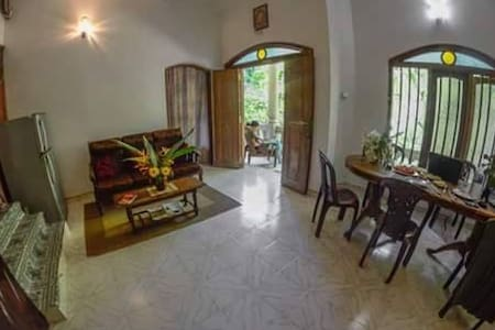 Beautiful private house near Galle and beach - Galle - Appartement en résidence