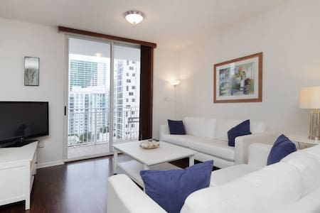 Perfect Master Bedroom in Brickell
